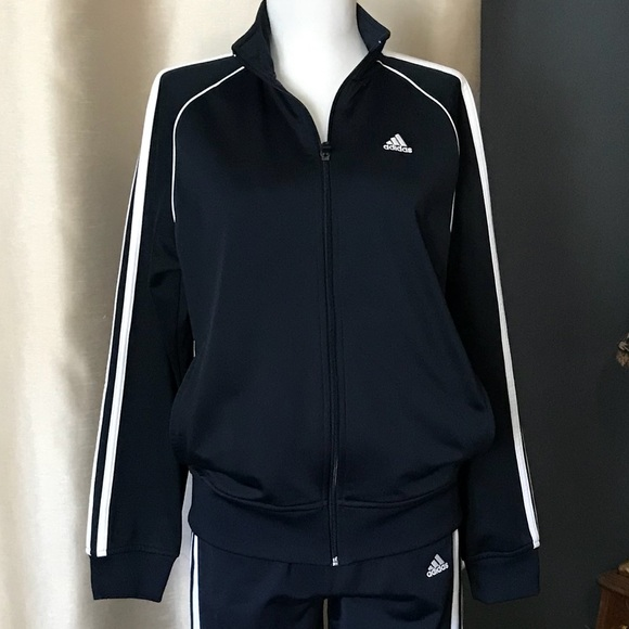 57ddbe6296f8 adidas Other - Navy Adidas jacket. READ DESCRIPTION